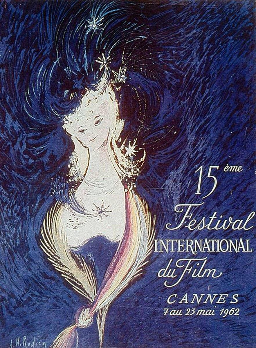 辉煌70年,戛纳国际电影节历年官方海报盘点